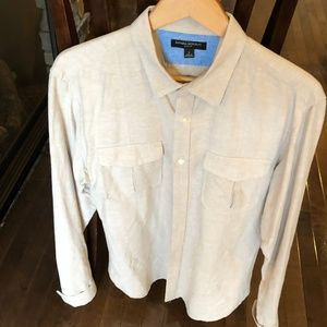 Banana Republic Slim Fit Dress Shirt